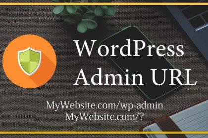 تغییر wp-login در وردپرس