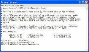 وب سایت بدون DNS