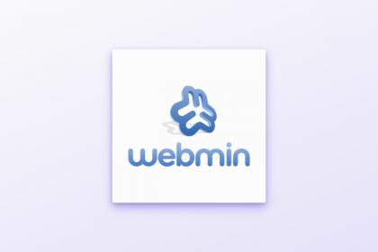 نصب Webmin