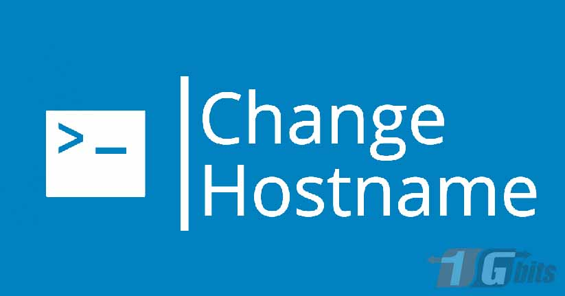 معرفی دستور hostname در لینوکس