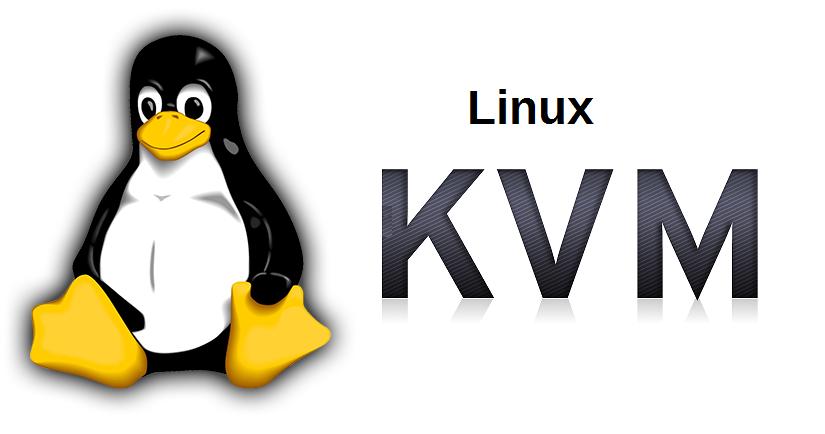 مجازی سازی KVM