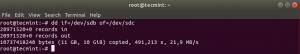 Clone کردن هارد دیسک در لینوکس