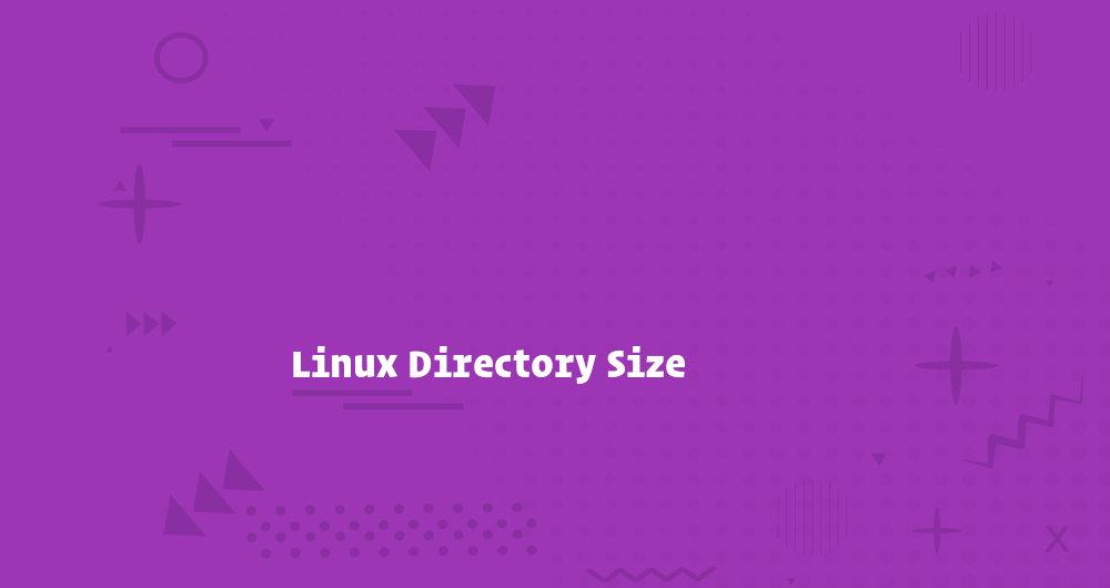 مشاهده میزان فضای اشغال شده توسط دایرکتوری ها در لینوکس توسط دستور du