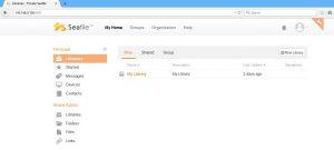 نصب Seafile بر روی CentOS 7