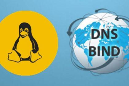 نصب دی ان اس سرور BIND بر روی CentOS 7